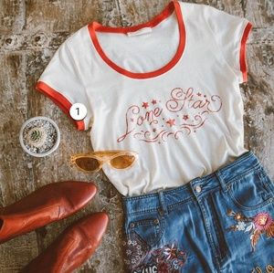 Lone Star Tee from Spell & The Gypsy